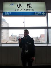 In Komatsu