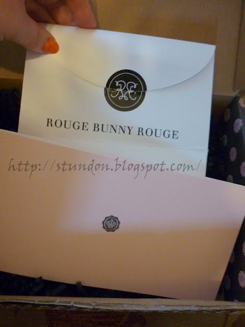 Rouge Bunny Rouge and GlossyBox giveaway prize