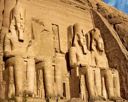 Egypt Popular Tourist Spot