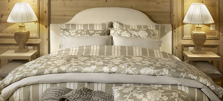 Beautiful Biancheria Camera Da Letto Pictures - Design and Ideas ...