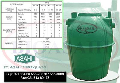 septic tank biotech ( bioasahi )