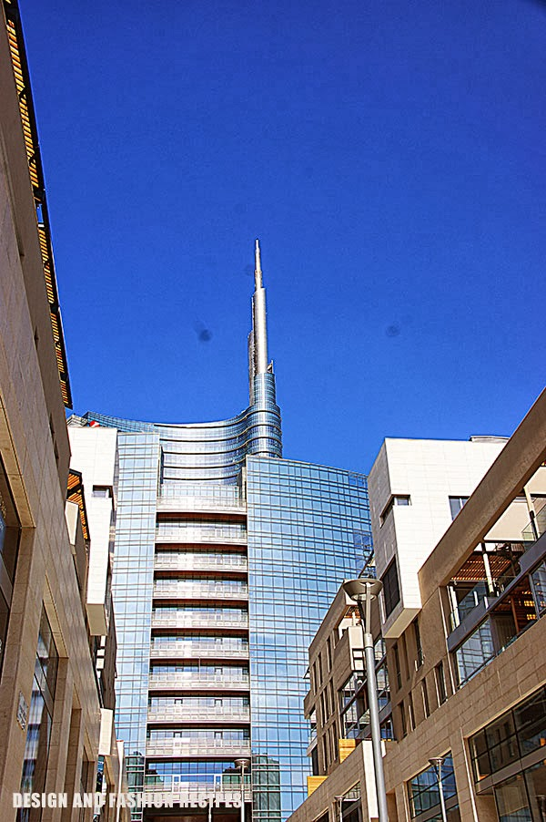 PALAZZO UNICREDIT, RESIDENZE PORTA NUOVA, MILANO, DESIGN AND FASHION RECIPES