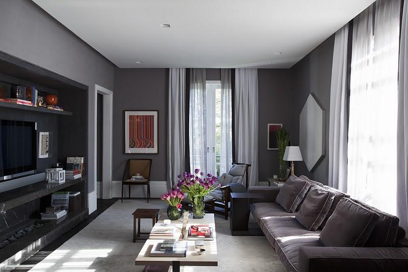Top Sala de Dado Castelo Branco, arquiteto. Gostei do home teather preto  800 x 534 · 80 kB · jpeg