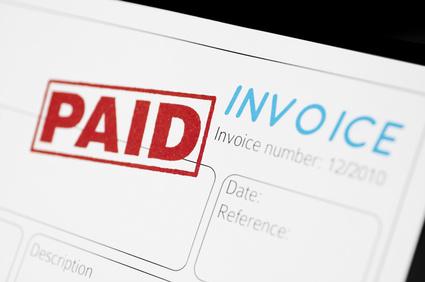 sales invoicing