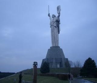 Motherland, Kiev, Ukraine