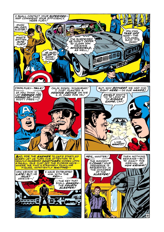 Captain America (1968) Issue #101 #15 - English 5