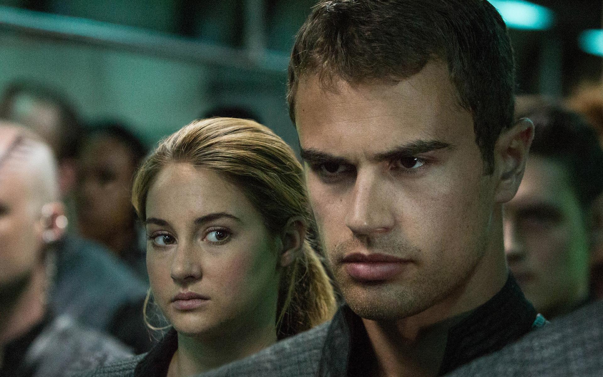 Divergent 2014 Movie 0e Wallpaper HD