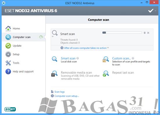 ESET NOD32 Antivirus 6 Full License 2