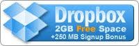 Dropbox Almacenamiento Online