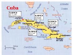AVISTAMIENTOS OVNIS EN CUBA...