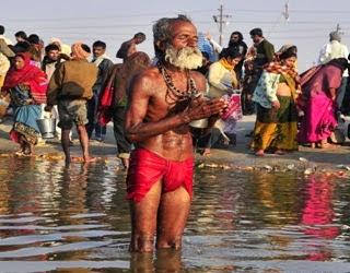 L'acqua del Gange (Buddha)