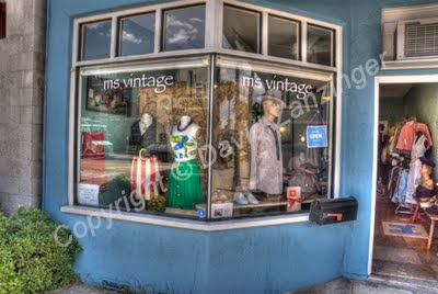 Fashion City Stores on Ms  Vintage  Clothing Store  Abbot Kinney Blvd   Collectors  Vintage