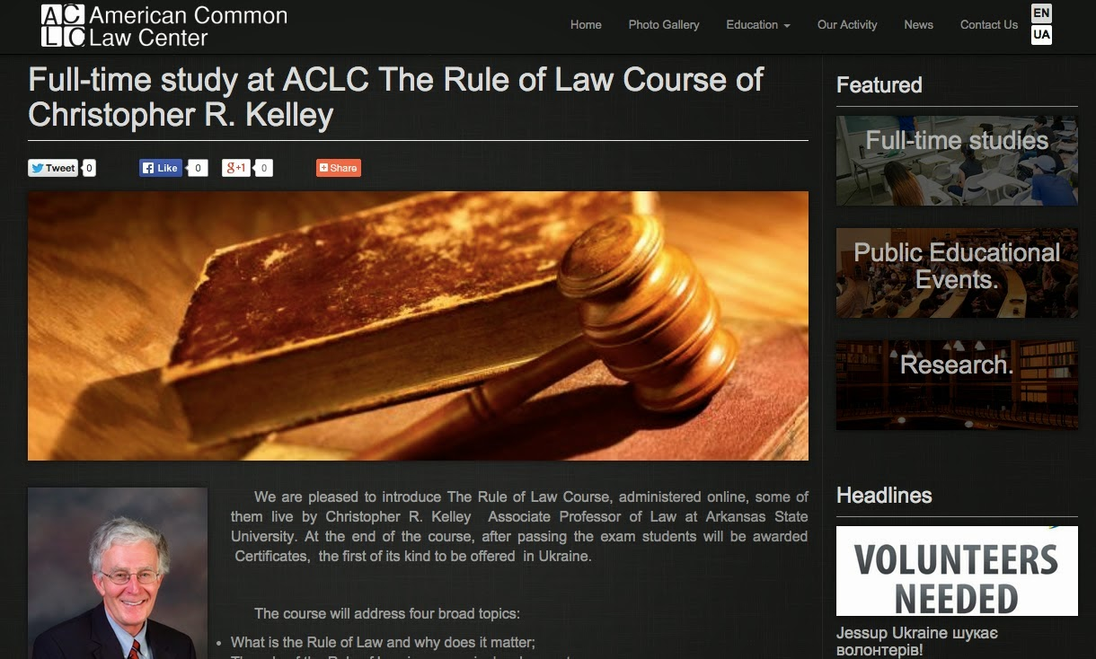 rule of law coursework The rule of law sounds boring, but—along with its companion, property rights—it is the single most important factor in quality governance.