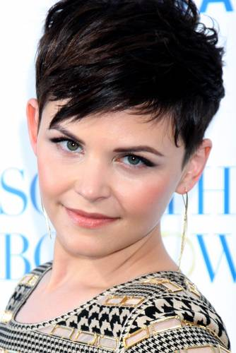 The Excellent 2015 Celebrity Pixie Hairstyles For Short Hair Image