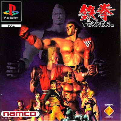 Download Tekken 1 For PC