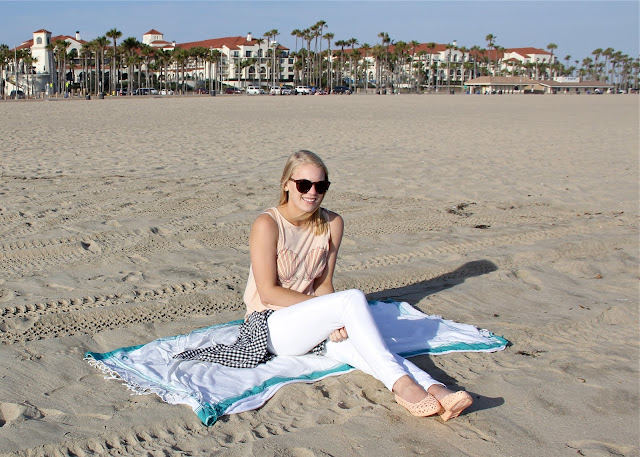 Huntington Beach Fashion Blogger