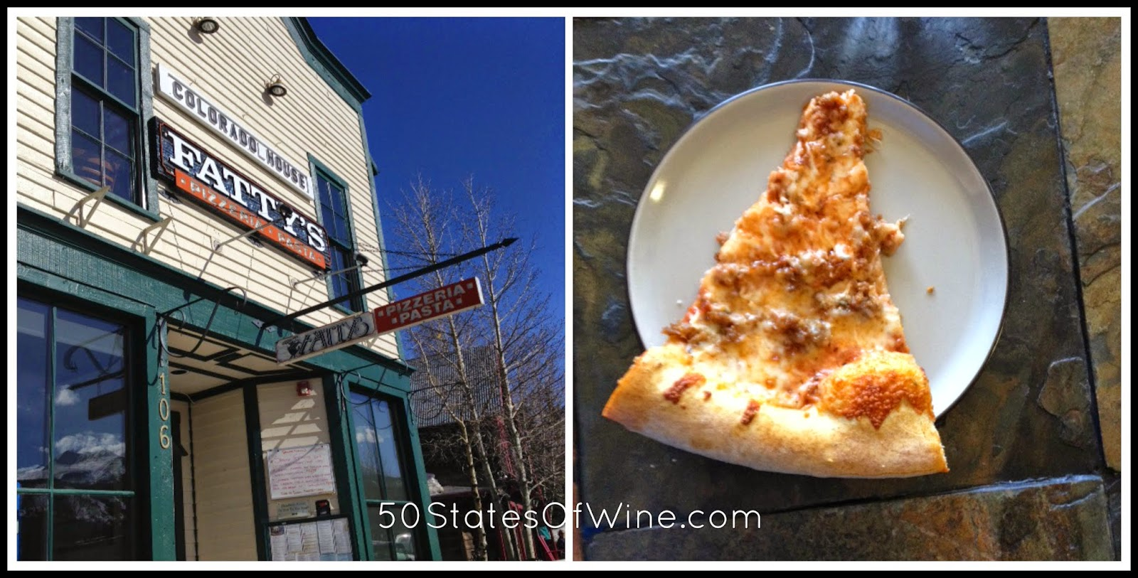 Restaurants in Breckenridge Fatty's Pizzeria