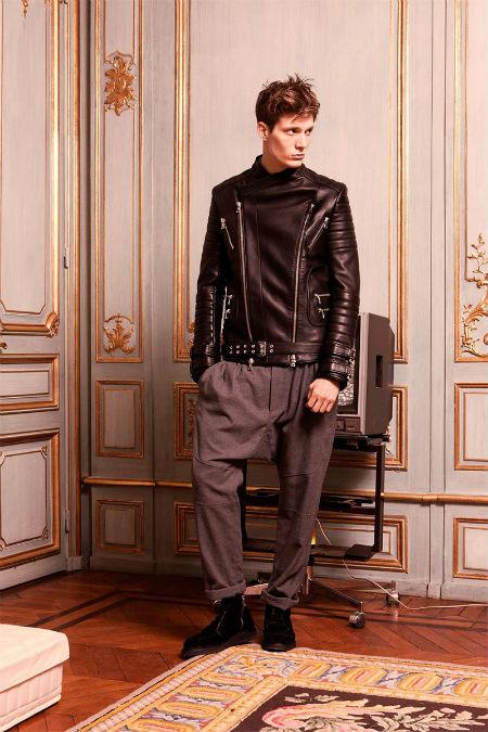 Balmain F/W 2013-2014 Menswear