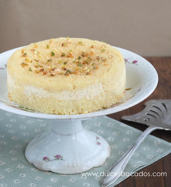 Jerusalem Kodafa, tarta de queso y cous-cous
