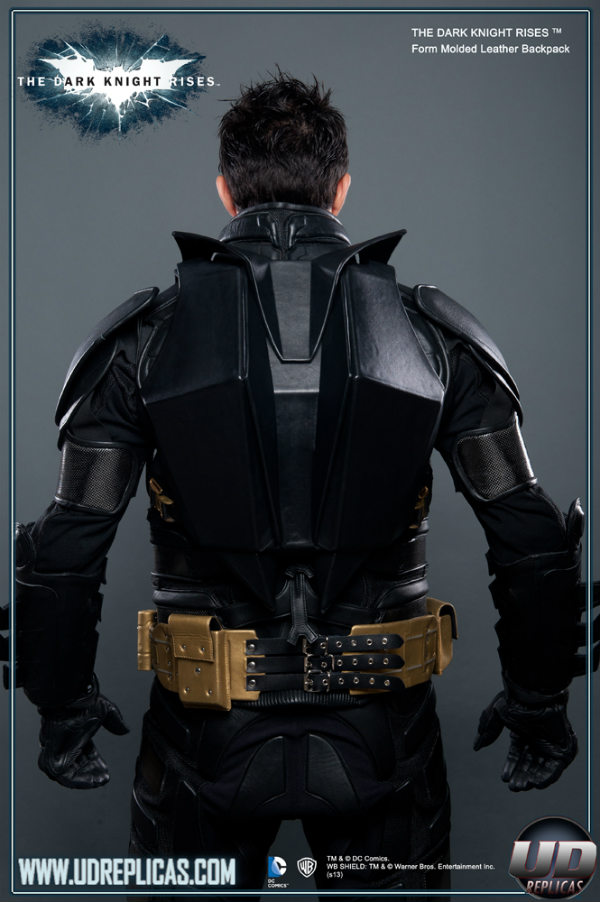 Batman Leather Backpack  Seen On www.coolpicturegallery.us