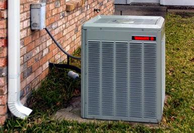 Recarga de gas de un aparato de aire acondicionado