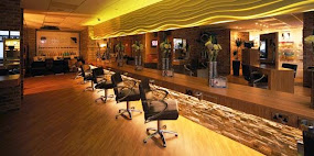Maxwells Professional Hair & Beauty Therapy. Interiors Inspiration