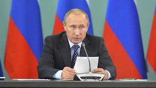 Ο Πούτιν θέλει να εξοπλιστεί. Μήπως τα σχέδια του εδώ πραγματικά, μόνο τυχαία εμφανίστηκαν από δύο ελεγχόμενα από το κράτος τηλεοπτικά κανάλια;