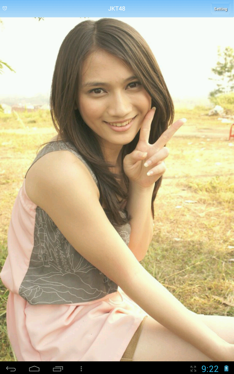 Koleksi Foto Pribadi Melody JKT48