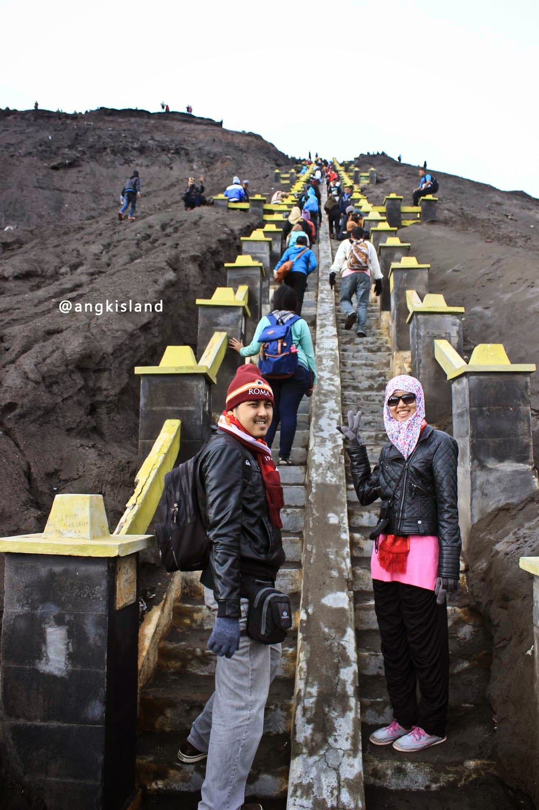 fresh and fun di bromo