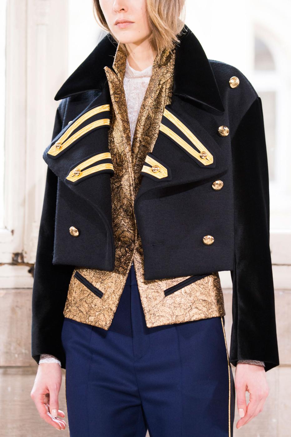 Bouchra Jarrar Spring 2016 Haute Couture Collection No. 13 via www.fashionedbylove.co.uk