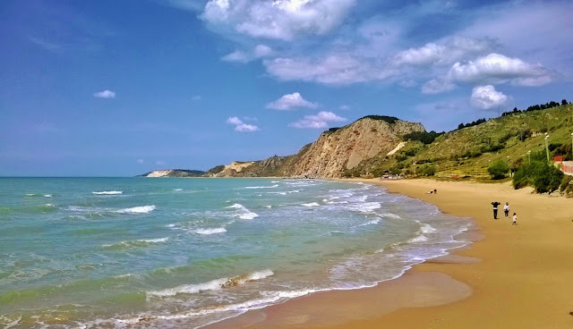 Campi Estivi Siculiana: spiaggia Siculiana Marina