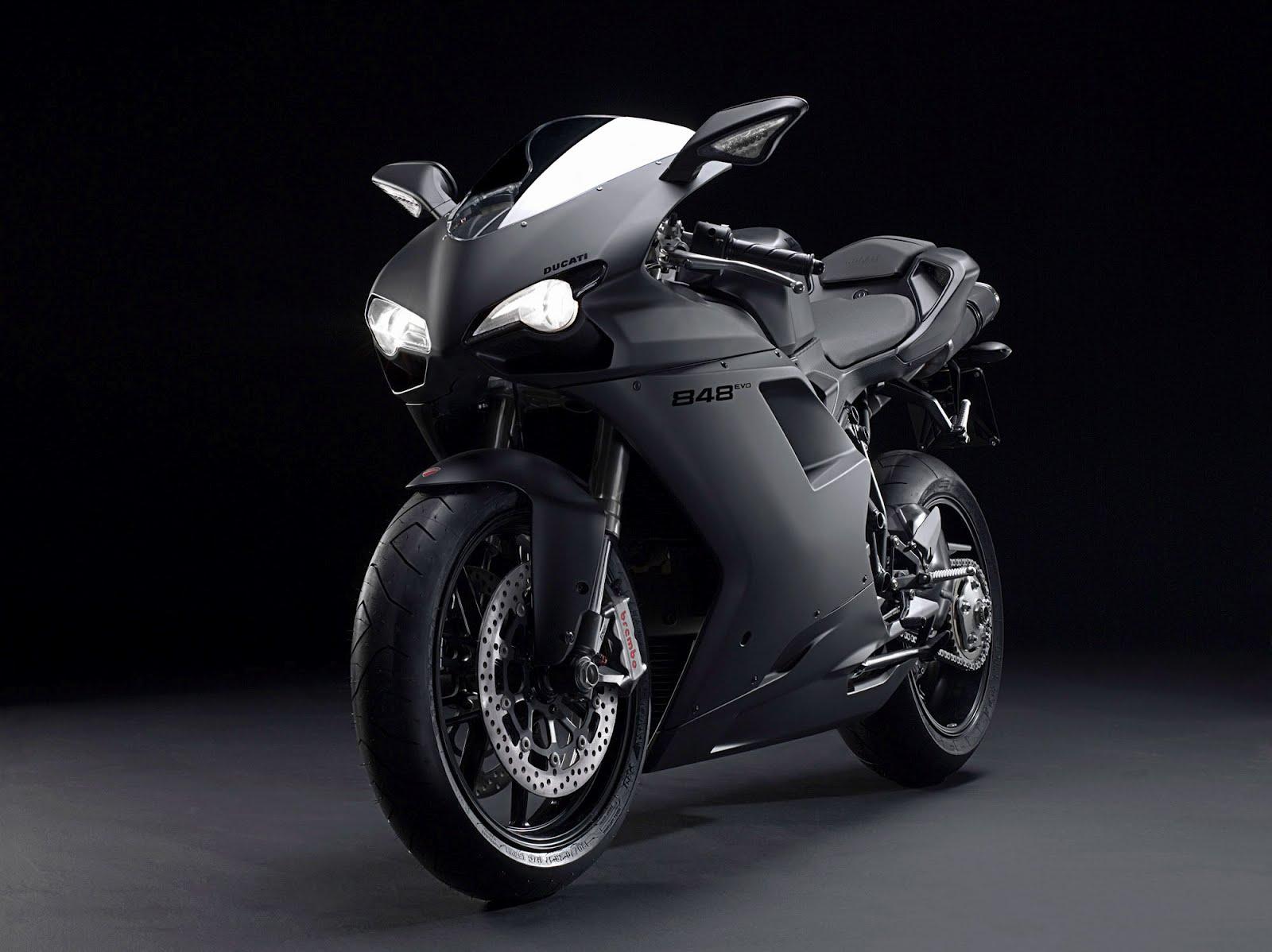 2012 Ducati 848 EVO Picture  BIKES AND MOTOR SPORT PICTURE