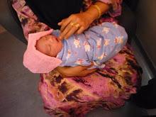 Kimi lahir - 8 Jan 2011