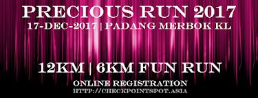 Precious Run 2017