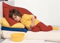 Vì sao trẻ nhỏ hay đau bụng