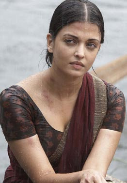 Aishwarya Rai Without makeup in Raavan 4
