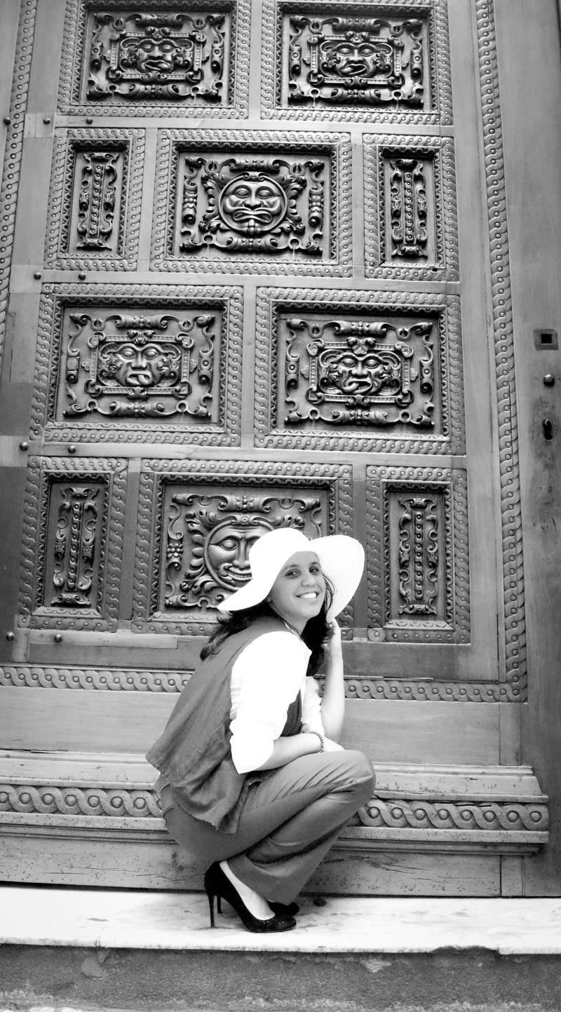 Such a Flour, Renata Wandega-Valente, The door that guards all secrets 2