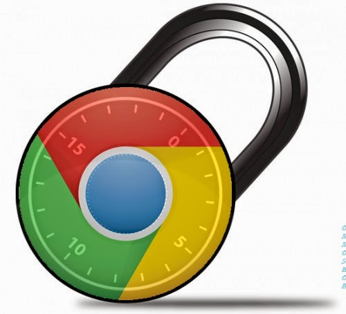Chrome lock