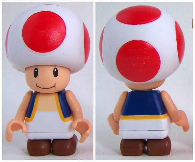 K'nex Mario Toad series 3