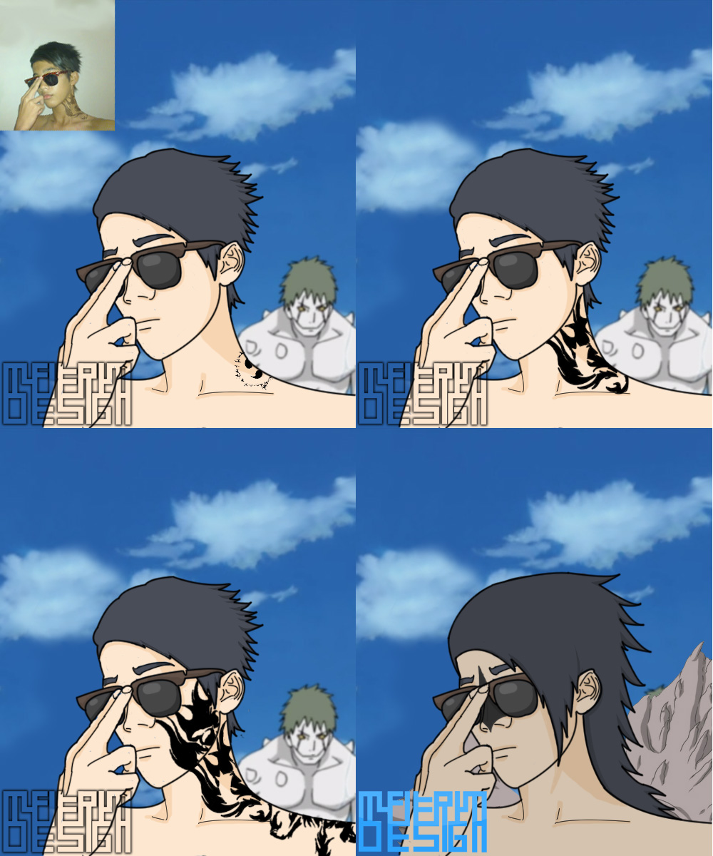 cara membuat anime sederhana