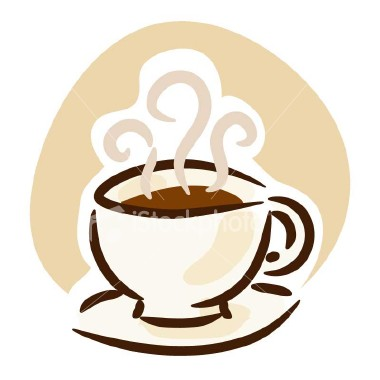 Figura De La Taza De Cafe