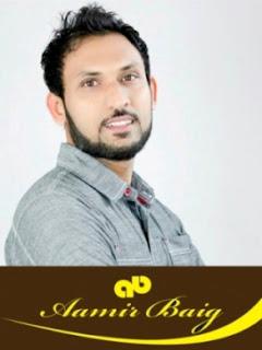 amir baig,fashion designer