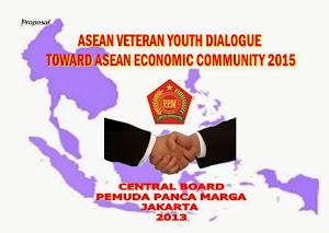 DIALOG GENERASI MUDA VETERAN ASEAN MENUJU MASYARAKAT ASEAN 2015 LATAR BELAKANG Berbagai permasalah