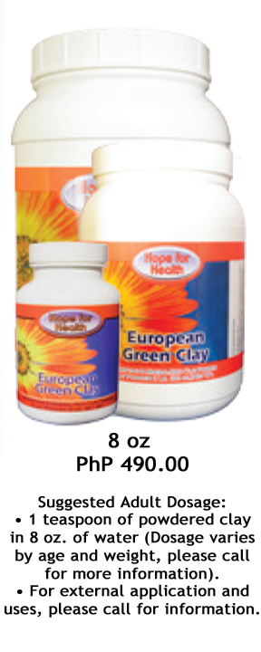 European green clay