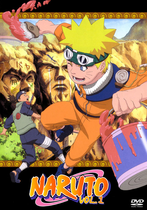 Naruto Clássico 1ª Temporada Torrent – BluRay 720p Dual Áudio (2002)