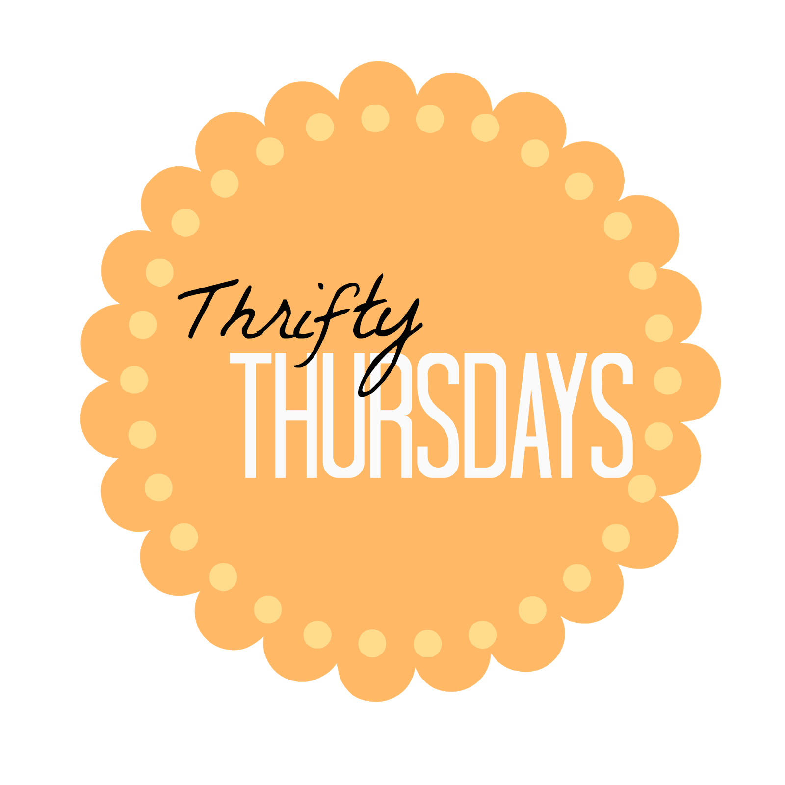 Thrifty Thursdays
