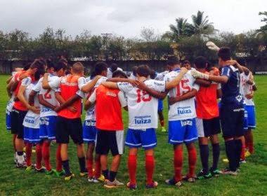 Bahia estreia com goleada na Copa São Paulo e Vitória com empate