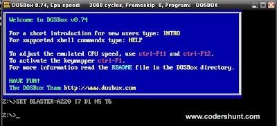 dosbox software free download