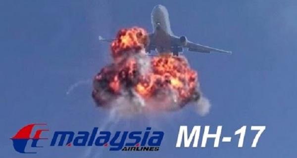 MH17 antara pesawat yang ditembak dalam sejarah penerbangan awam