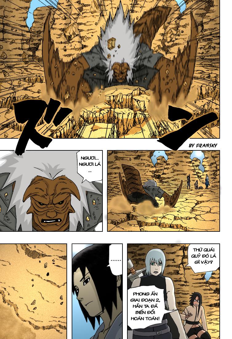 Naruto chap 349.Color Trang 13 - Mangak.info
